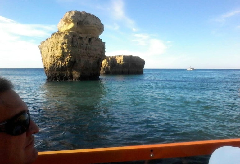 Apartment With 3 Bedrooms in Albufeira, With Wonderful sea View, Terrace and Wifi - 300 m From the Beach, Albufeira, Pantai