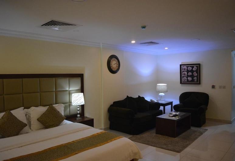 Golden Al-Jury Hotel, アルコバール, デラックス シングルルーム, 部屋
