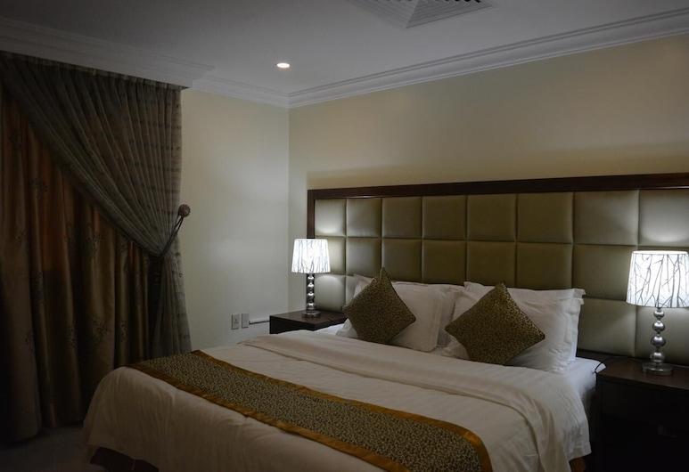 Golden Al-Jury Hotel, 알 크호바르, 패밀리 스위트, 객실