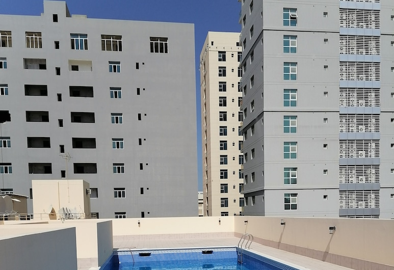 AL JABRIYA SUITES 1, Manama, Pool