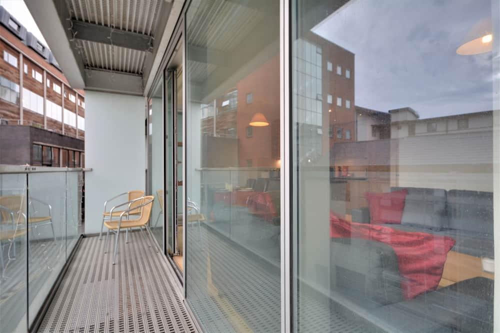 City Apart Daire - Balkon