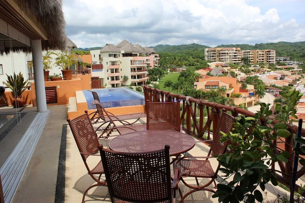 Soukromý byt, 4 ložnice - Balkón