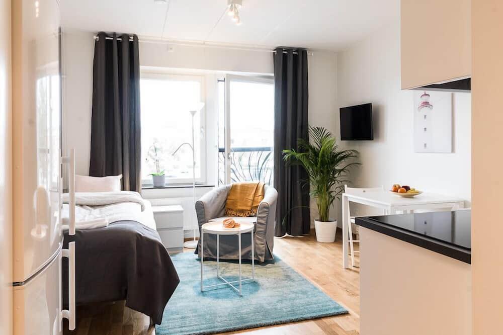 Estudio urbano - Sala de estar