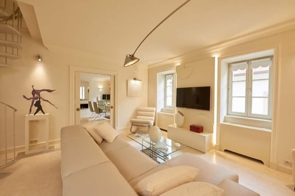Dizajnerski apartman - Dnevna soba