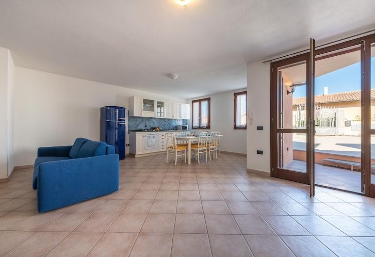Casa Tortora, Siniscola, Apartment, 1 Bedroom, Living Area