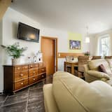 Comfort-Apartment, 3Schlafzimmer (Buhne9, incl. 110 EUR Cleaning Fee) - Wohnbereich