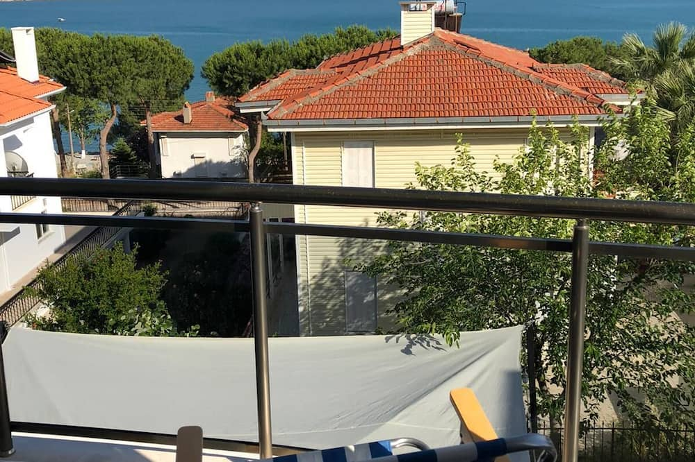 Deluxe Room, 1 Bedroom, Sea View - Pemandangan Balkoni