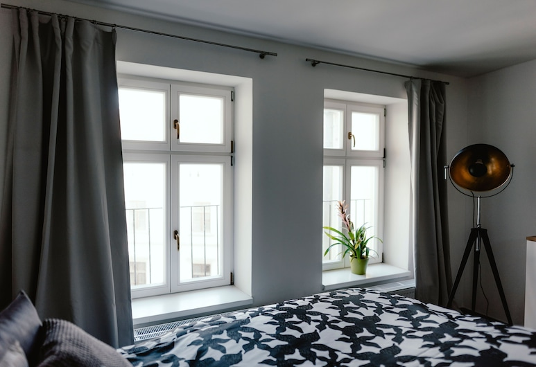 Apartments Zelny Trh III, Μπρνο, Comfort Τετράκλινο Δωμάτιο, Δωμάτιο