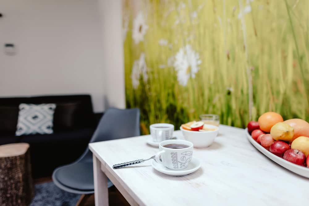Comfort neljatuba - Einetamisala toas