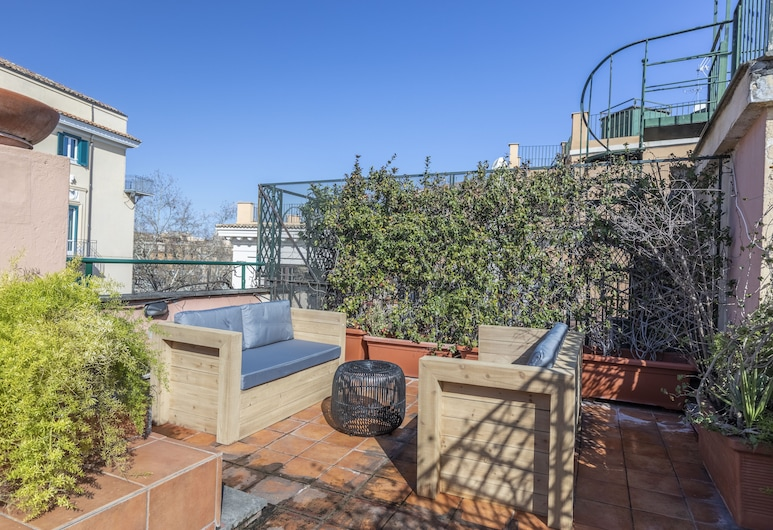 Sonder - Tiber Island, Rome, Terrace/Patio