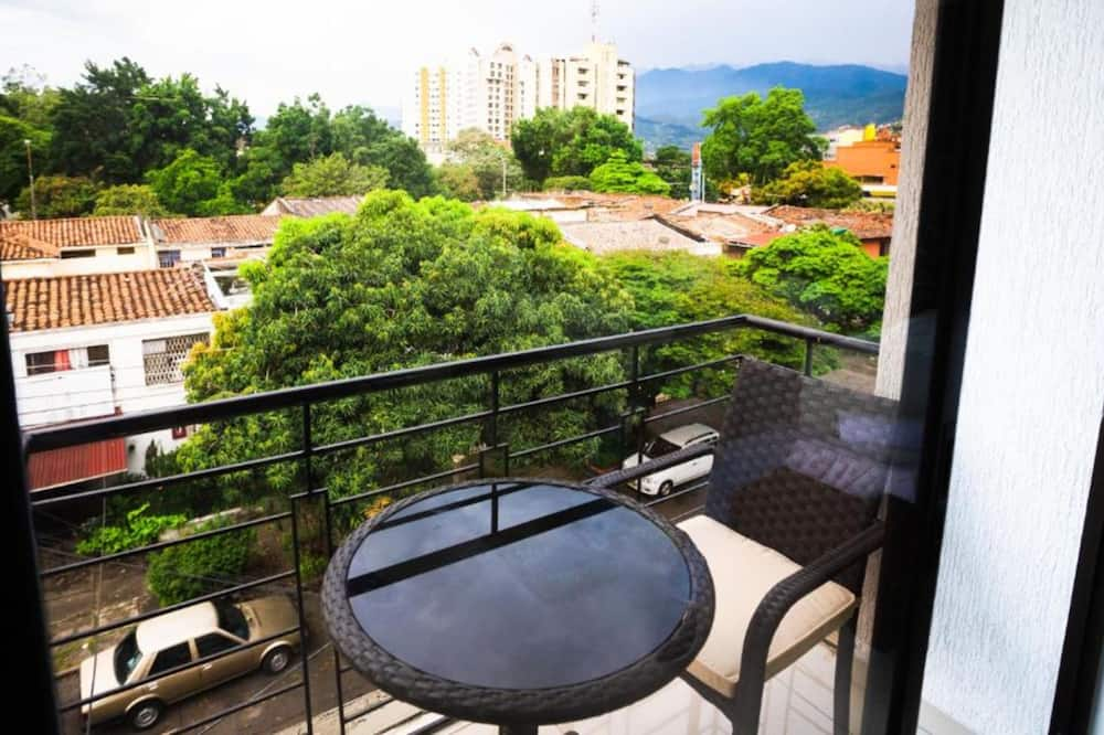 Studio 1 - Vista al balcón