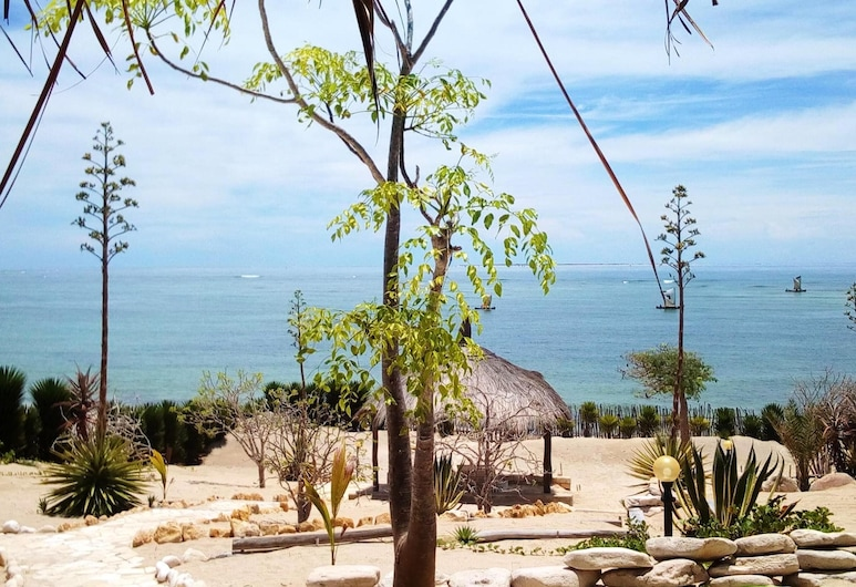 House With one Bedroom in Anakao, With Furnished Garden and Wifi - 10 m From the Beach, Anakao, Beach
