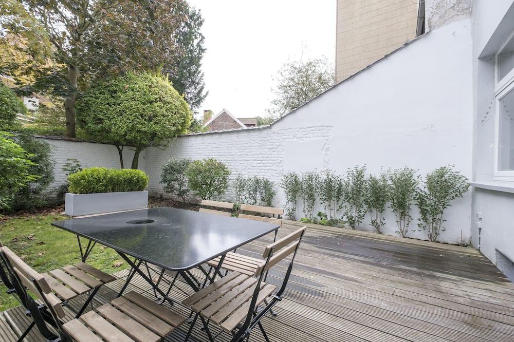 Deluxe Apartment - Terrace/Patio