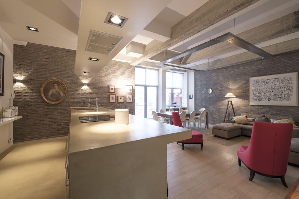 豪華公寓 - 私人廚房