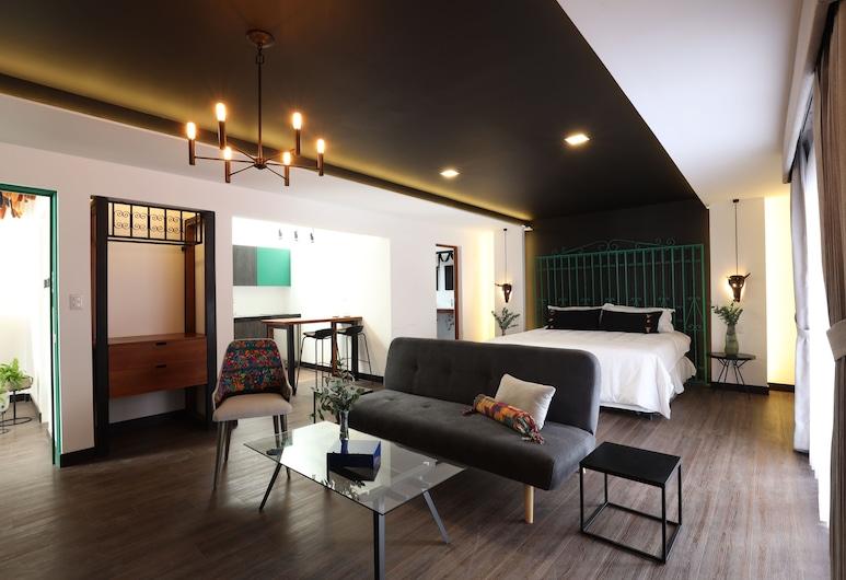 Hotel Boutique Villa 14, Guatemala City, Suite, Guest Room