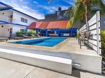 Foto del OYO Hotel Barroso en Manzanillo