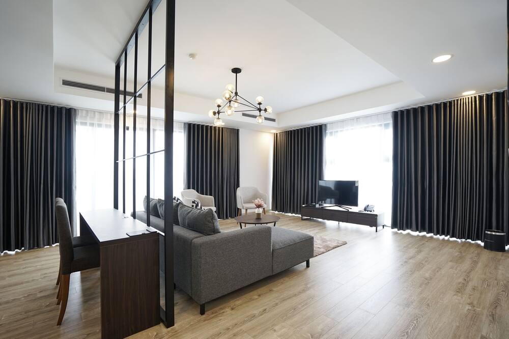 Premier-Apartment - Wohnbereich