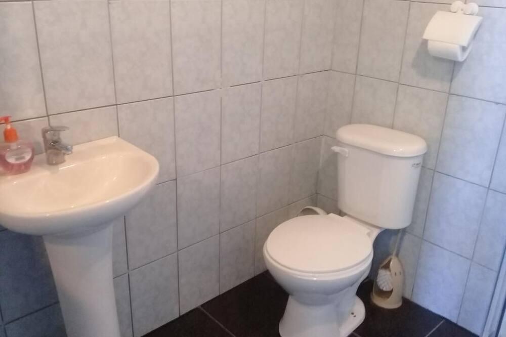 Kambarys su pagrindiniais patogumais, vaizdas į vandenyną - Vonios kambarys