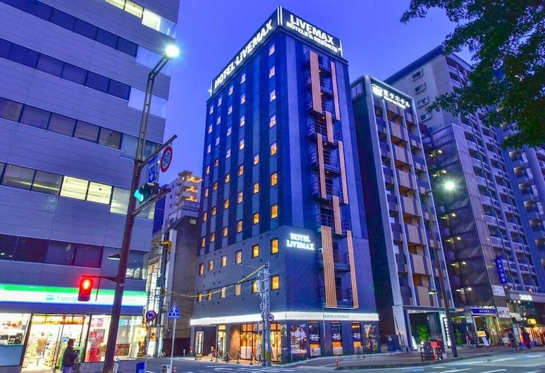 Hotel Livemax Hakata Nakasu, Fukuoka, Exteriér
