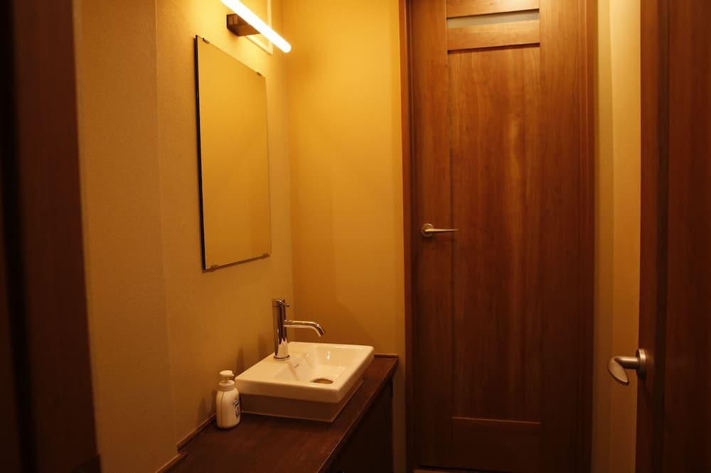獨棟房屋 (Private Vacation Home) - 浴室