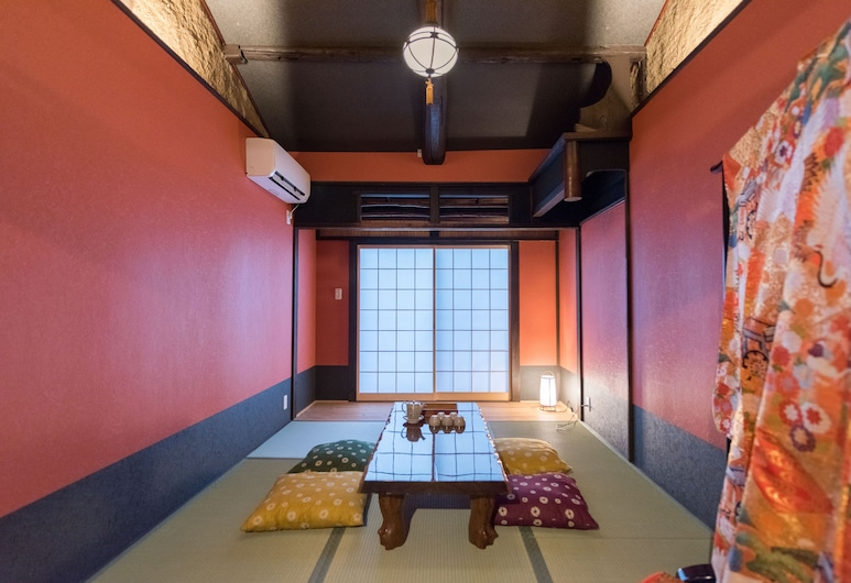 Kyokoi Kiyomizusaryou, Kyoto, בית (Private Vacation Home), חדר