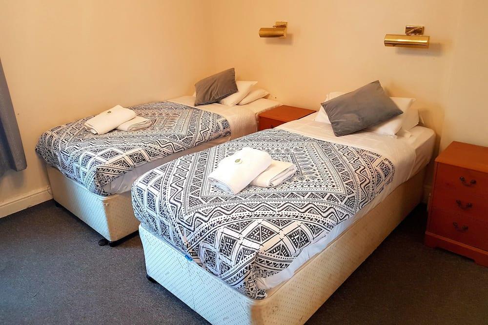 Doppel- oder Zweibettzimmer - Zimmer