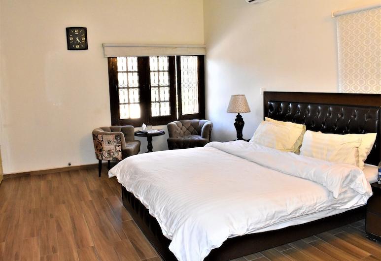 Margalla Palace, Islamabad, Deluxe-Doppelzimmer, Zimmer