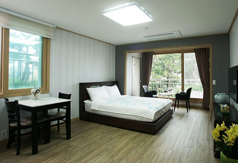 Bada Green Pension, Jeju City, 客房 (Couple), 客房