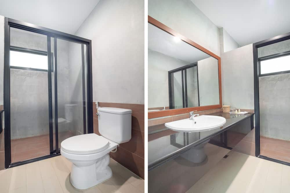 Deluxe Double Room - Bilik mandi
