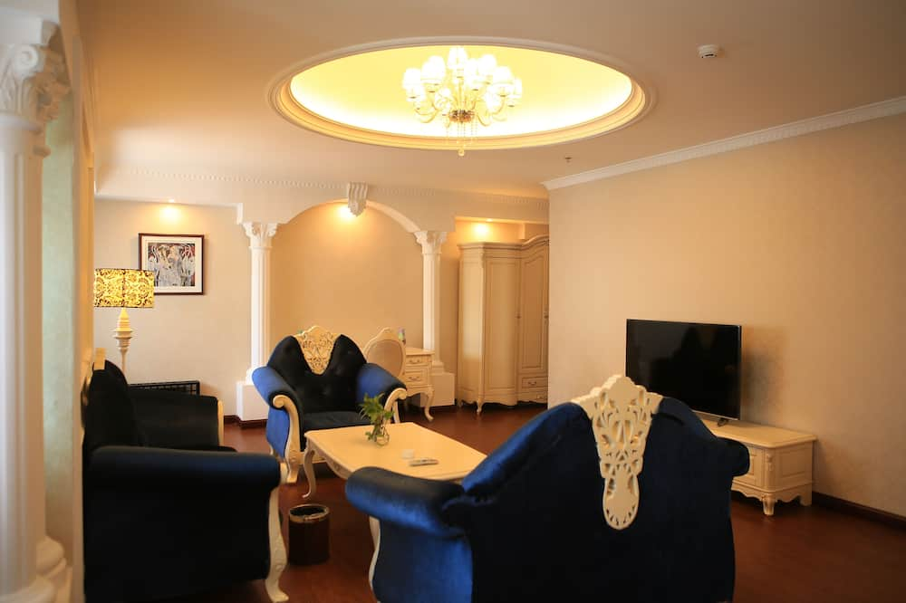 Apartament typu Premier Suite - Salon