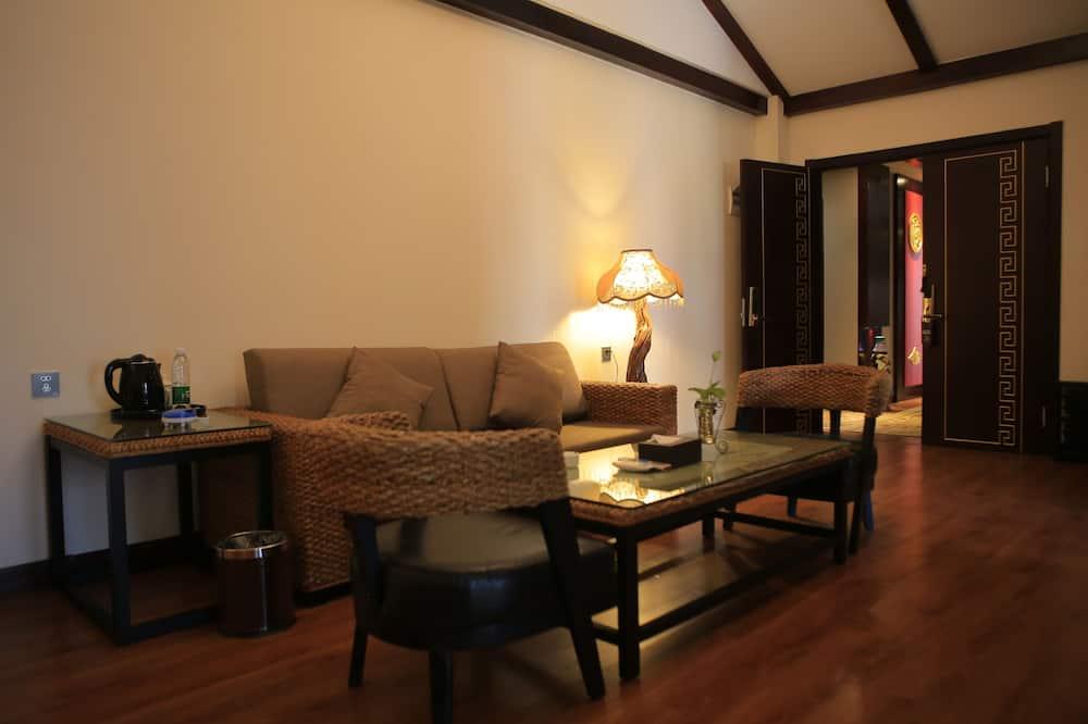 Apartament typu Royal Suite - Salon