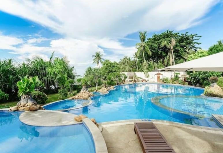 4 Bedroom Villa on Beachfront Resort TG39, 蘇梅島