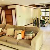 Villa, Mehrere Schlafzimmer, Nichtraucher, Küche - Wohnbereich