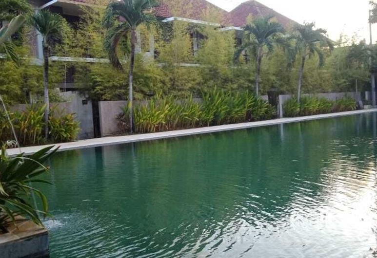 Sayang Sanur Resort, 登巴薩, 泳池