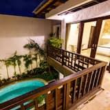 Exclusive Villa, 3 Bedrooms, Private Pool - Balkoni