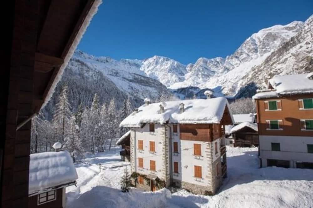 Chambre Double, balcon, vue montagne - Vue sur les montagnes