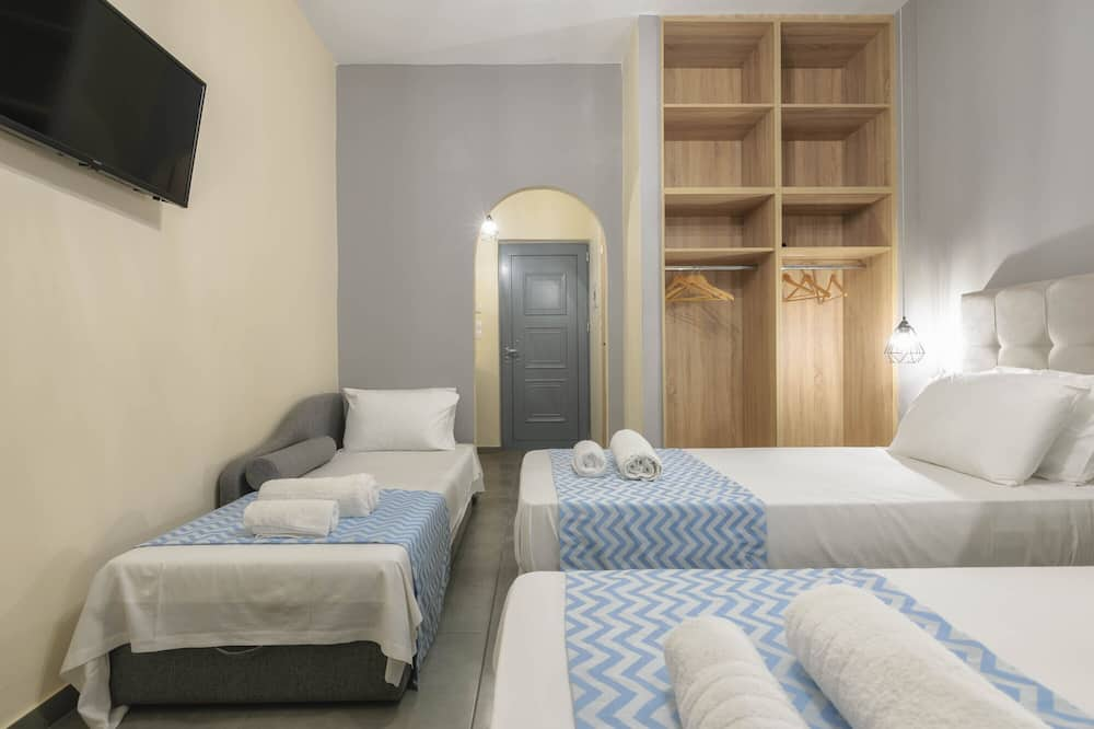 Triple Room, City View - Guest Room