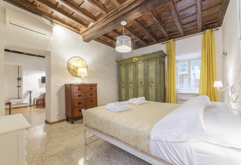 Via dei Capocci, 羅馬, 公寓, 1 間臥室, 客房