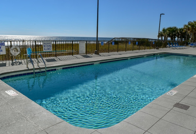 Springs Towers 405 by Seaside Vacations, North Myrtle Beach