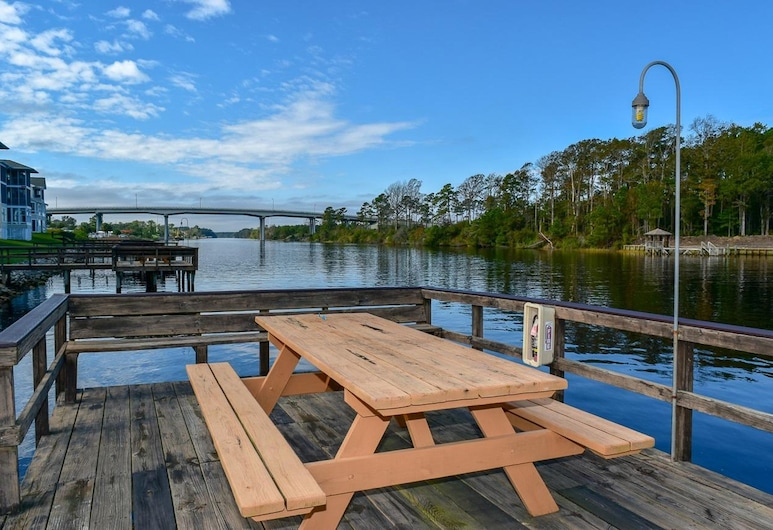 Waterway Landing by Seaside Vacations, North Myrtle Beach, Leilighet, 2 soverom, Balkong