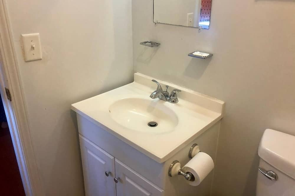 Habitación individual básica, 1 habitación, para fumadores - Baño