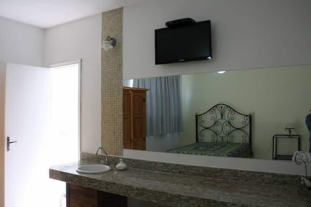 雙床房 (Ventilador) - 浴室洗手台