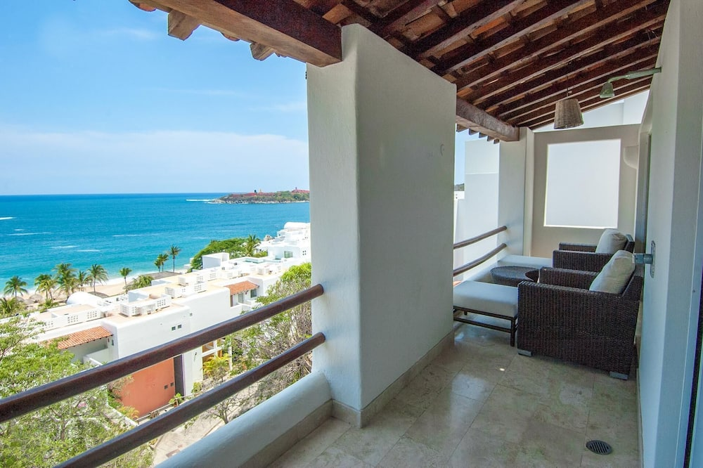 公寓客房, 多張床 (2041 - Camino Real Zaashila) - 陽台