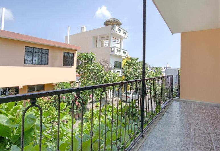 Hotel Casa Chiros, Barra de Navidad, Balkón