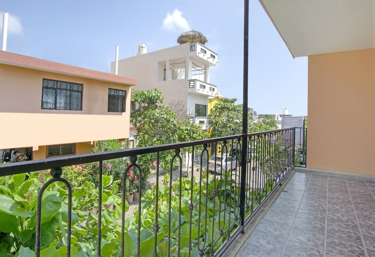 Hotel Casa Chiros, Barra de Navidad, Balkon