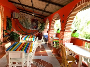 Nuotrauka: Hotel Posada Esmeralda, Mansaniljas