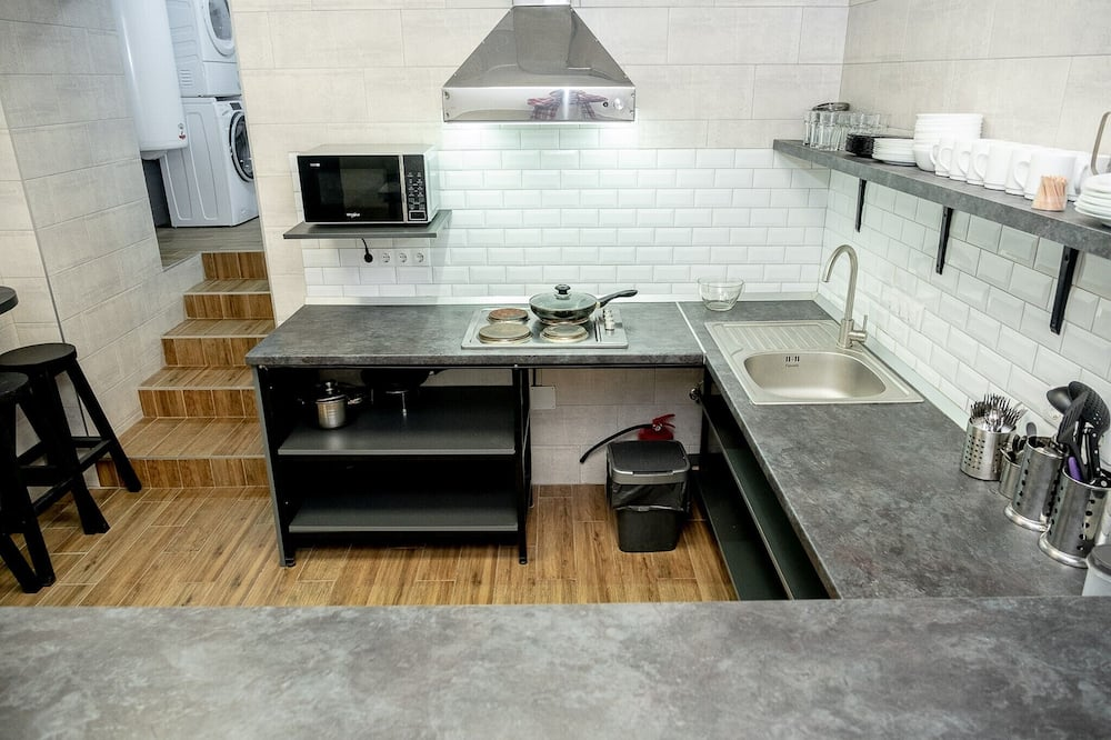 Shared Dormitory - Shared kitchen