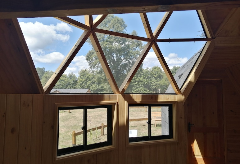 Huincacara Lodge, วิลลาร์ริกา, สแตนดาร์ดเคบิน, 1 ห้องนอน, วิวภูเขา