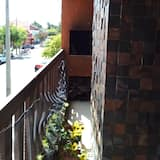 Családi ház - Kilátás az erkélyről