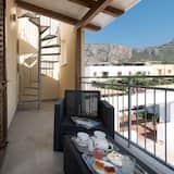 Двухместный номер с 1 двуспальной кроватью - Балкон